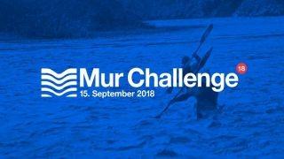 Pozvánka na závod Die Mur Challenge, termín 15.9.2018